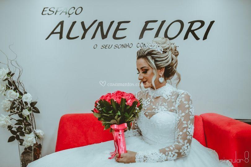 Espaço Alyne Fiori - Cabelo e Estética
