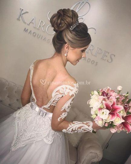 Noiva Rossella Rosa