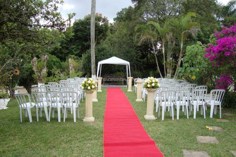 Local cerimonia