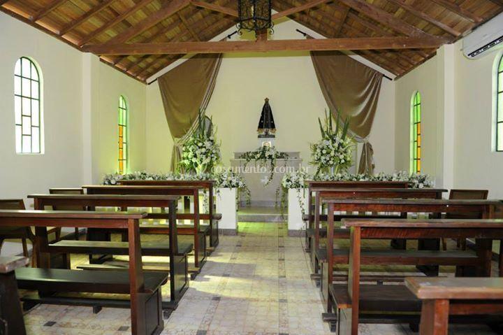 Interno Igreja