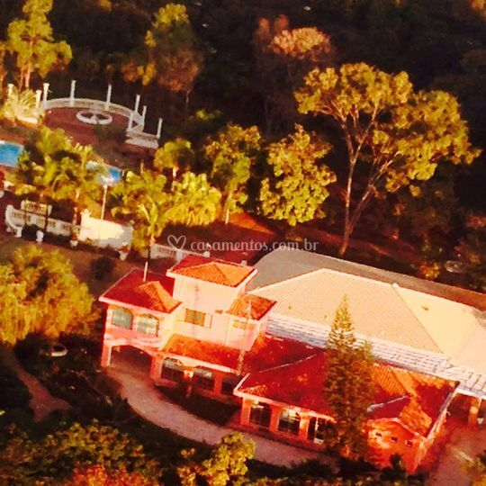 Villa Milani foto aérea