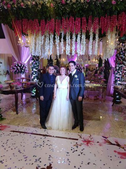 Cerimonial e noivos