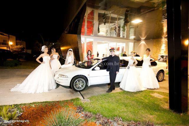 Toda noiva sonha !!