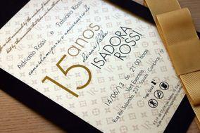 Convite 15 anos - trendy
