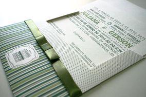 Convite especial em verde