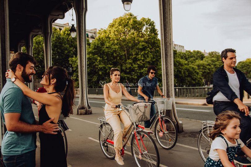 Pré-wedding Paris