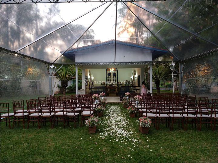 Capela tenda