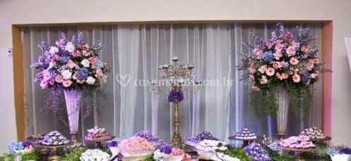 Doçaria para casamentos