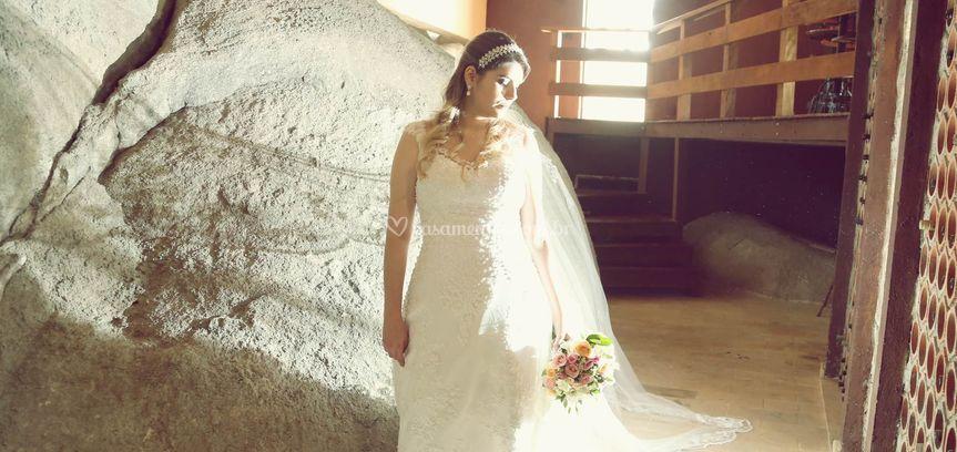 Noiva na Adega