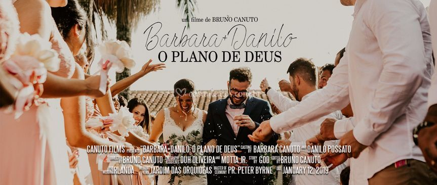 Capa do Filme Barbara+Danilo