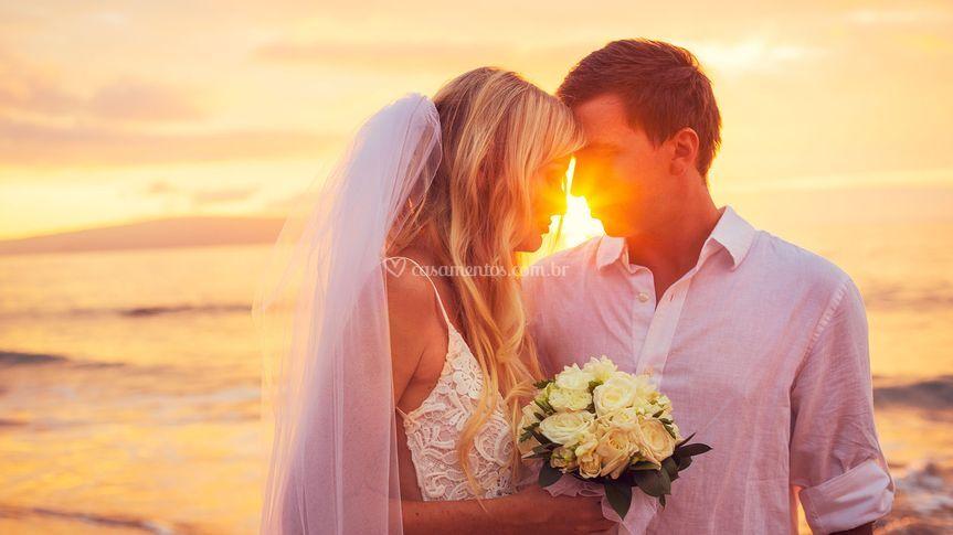 O casamento do sonhos!