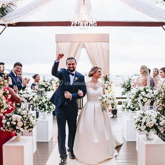 Casadinhos Rachel e Giovani