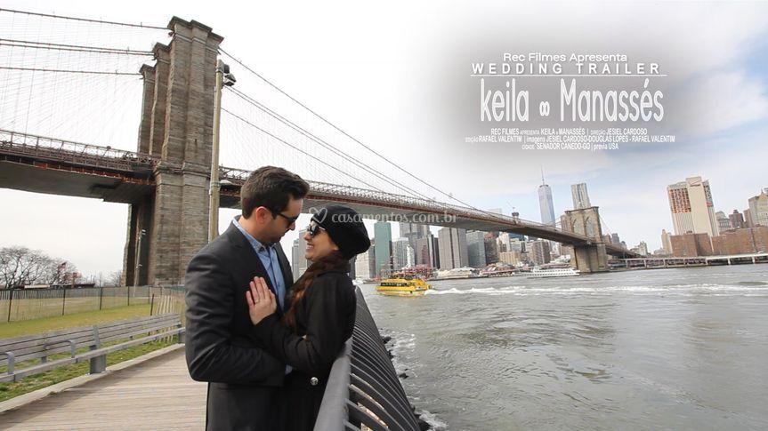 Keila &#8734 Manassés de Rec Filmes