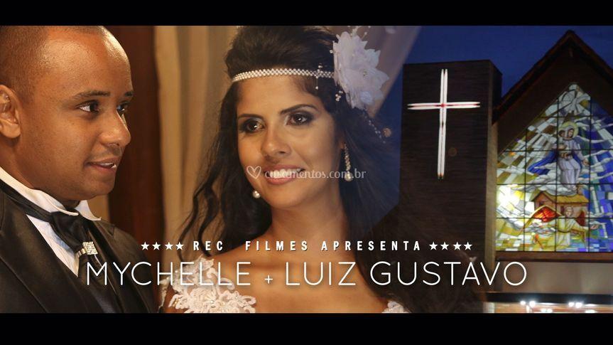Mychele &#8734 Luiz Gustavo