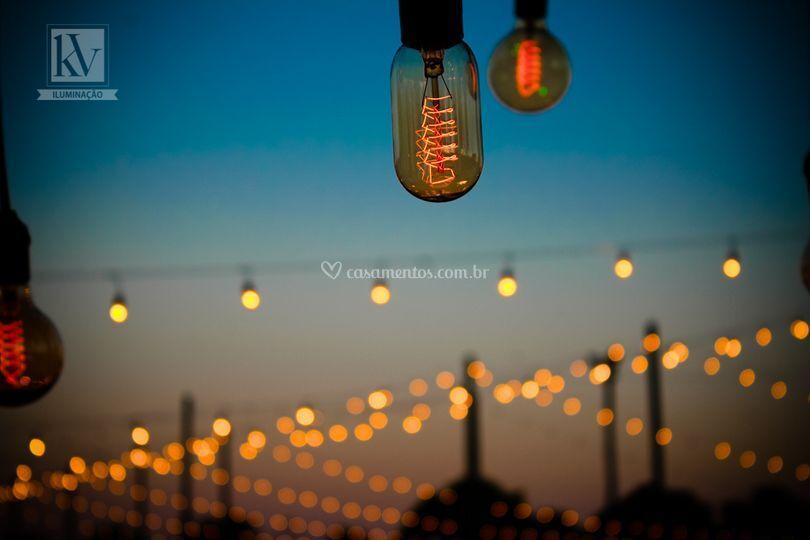 Lampdas de filamento