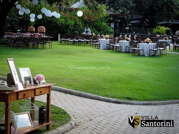 Casamento villa santorini