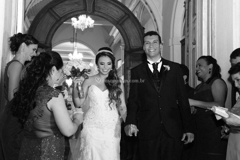 Casamento Megg e Robson