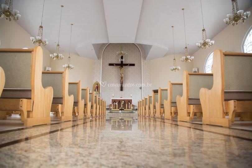 Igreja preparada