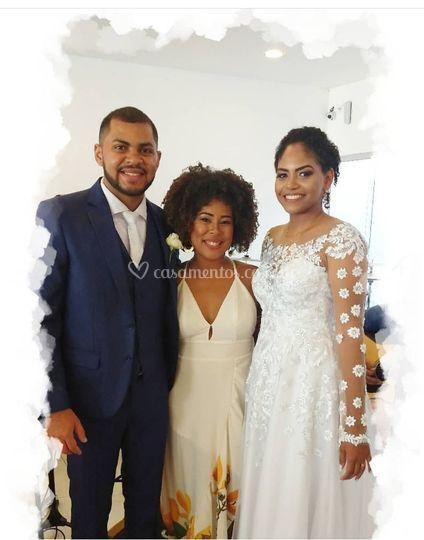 Casamento de Alessandra e Will