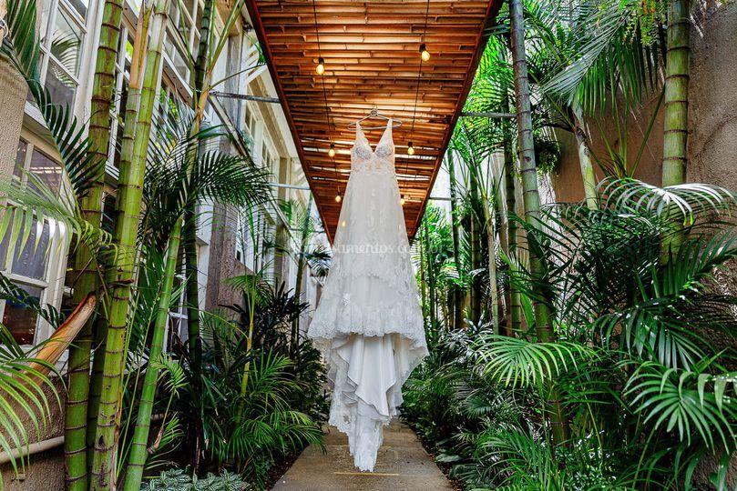 Vestido de Noiva Shadevenne