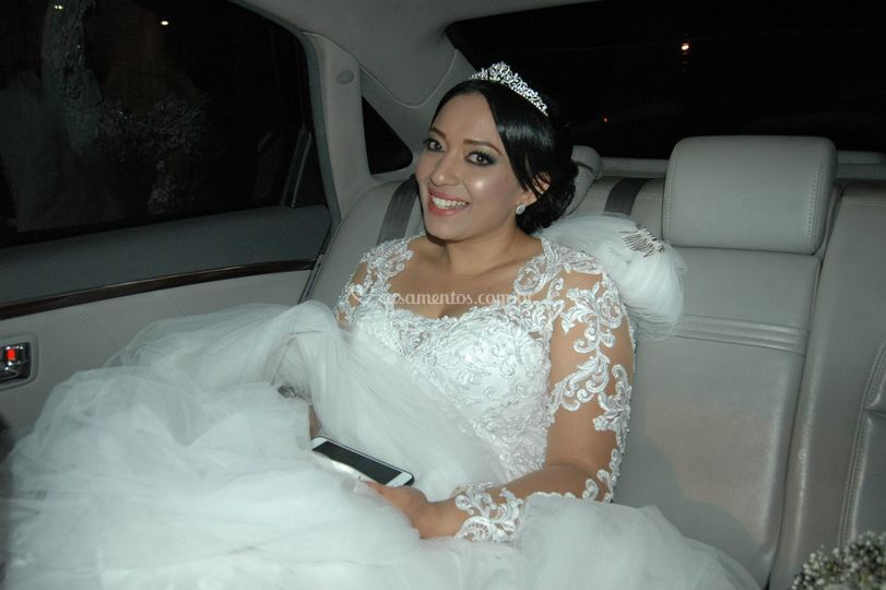Noiva no Azera
