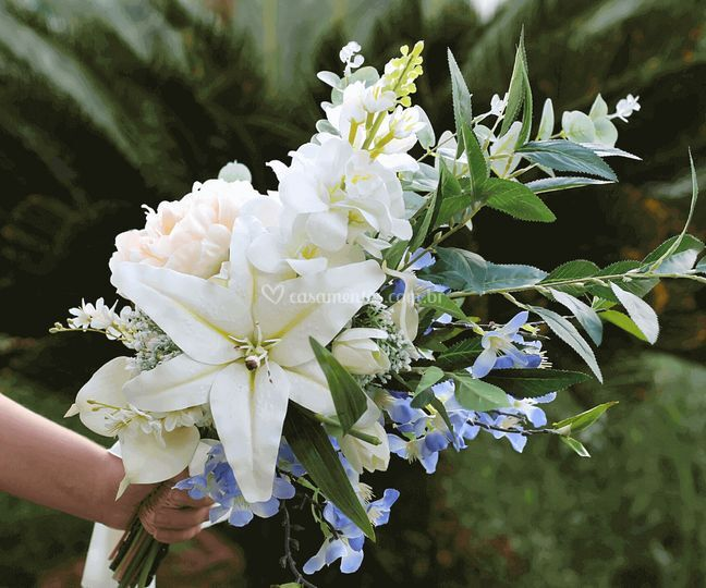 Buquê de noiva Venezza