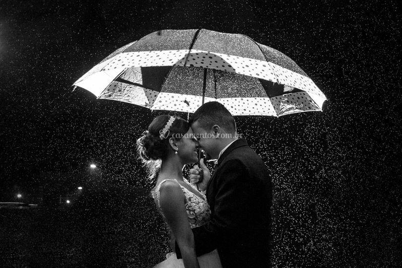 E se chover, vai assim mesmo