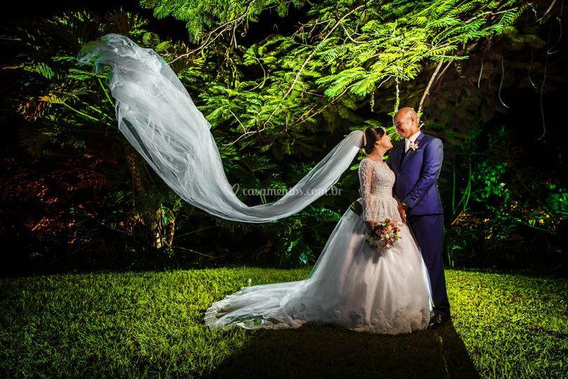 Noiva e o sonho do Véu