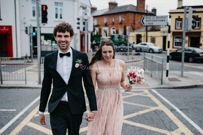 Casamento Dublin