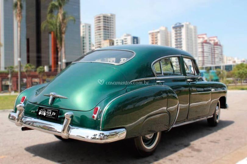 Chevy - Fleetline 1950