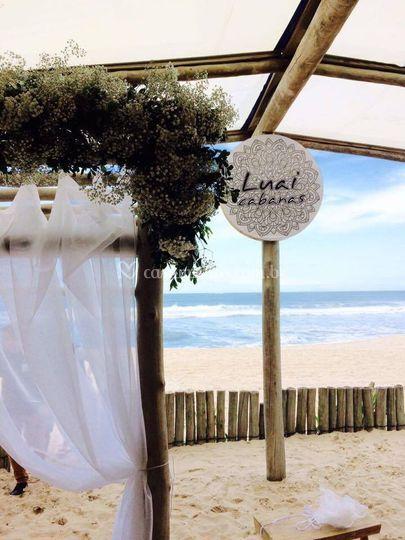 Casamentos na praia