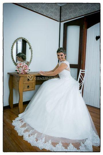 Chalé da noiva