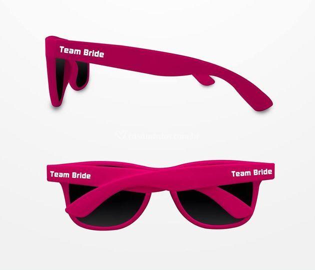 Óculos personalizado coloridos
