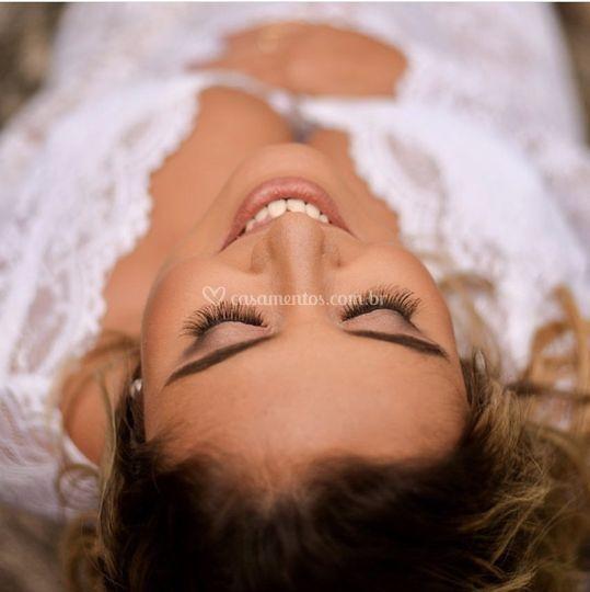Aninha Garcia Make up