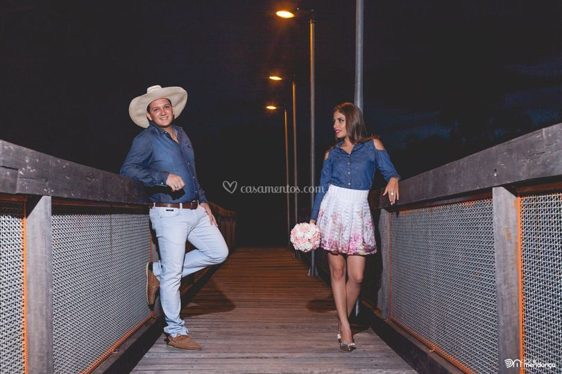 Pré-Wedding Bárbara e Alan