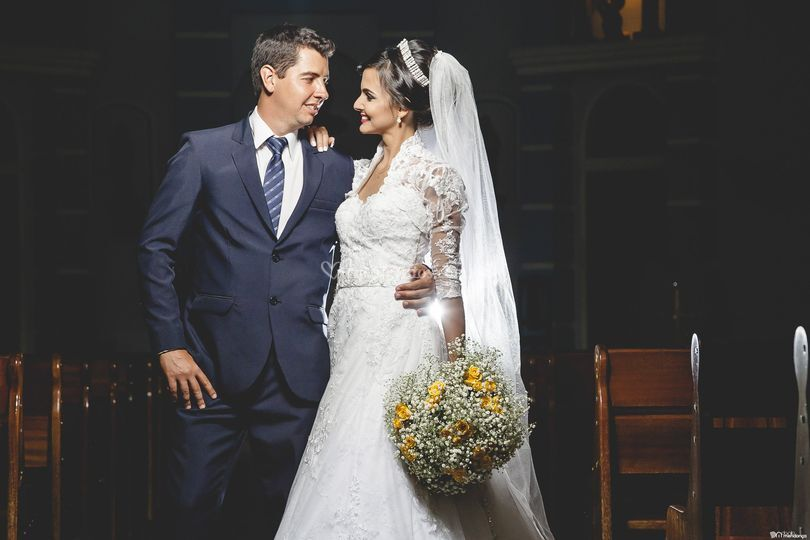 Casamento Lizziane e Thalles