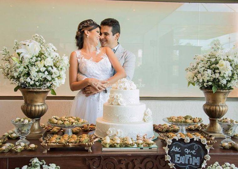 Mini wedding clássico - terêrê
