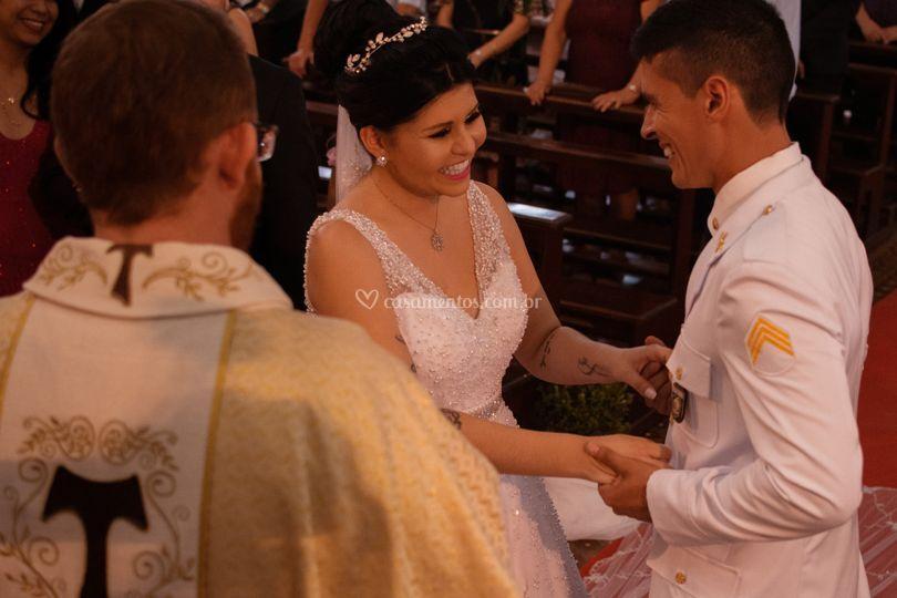 Casamento Patrique e Laríssa,