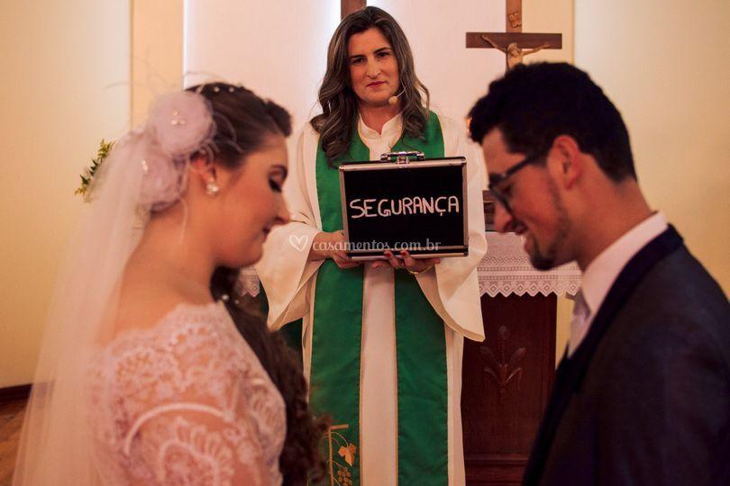Casamento Jackson e Jennifer