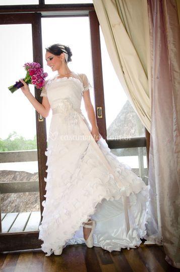 Noiva bailarina