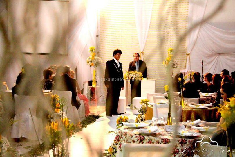 Casamento - cerimonia e festa