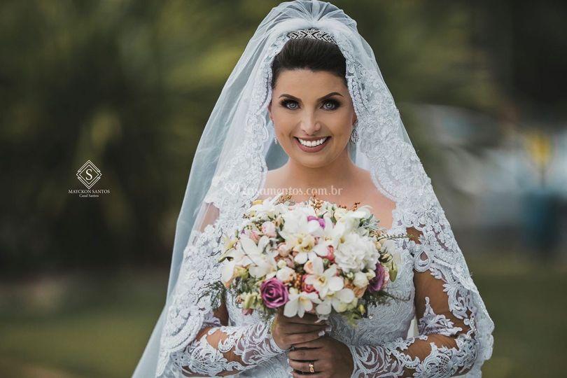 Noiva Dani