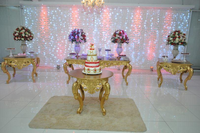 Mesas Douradas