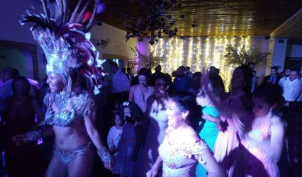 Explosão Samba Show