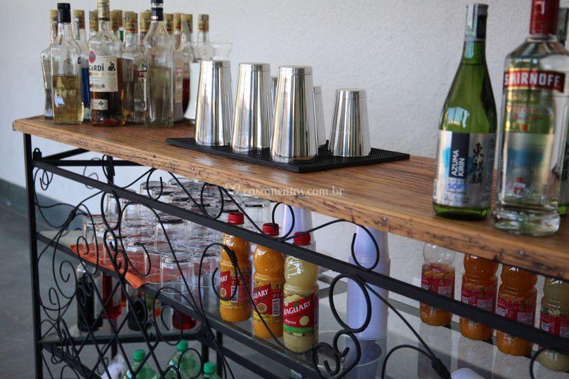 Balcão Barman