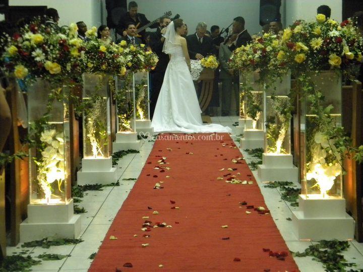 Decoração cerimonial