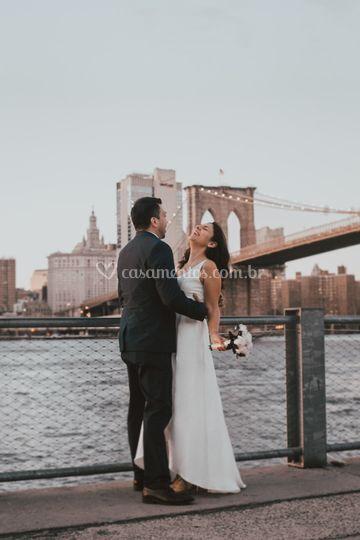 Casamento em Nova Iorque