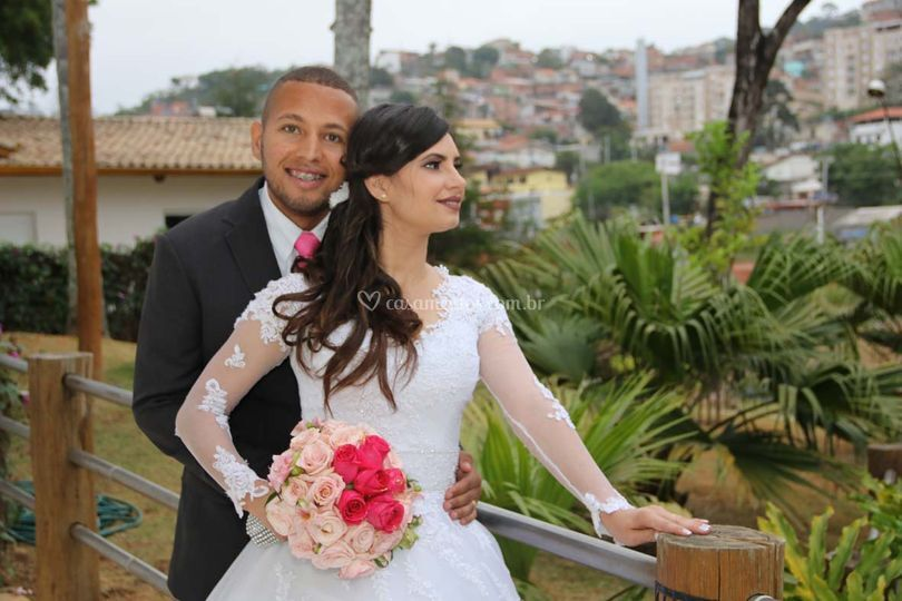 Casamento karina e raphael