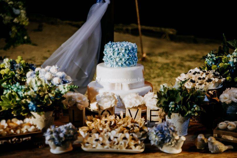 Casamento na praia Ubatuba-SP
