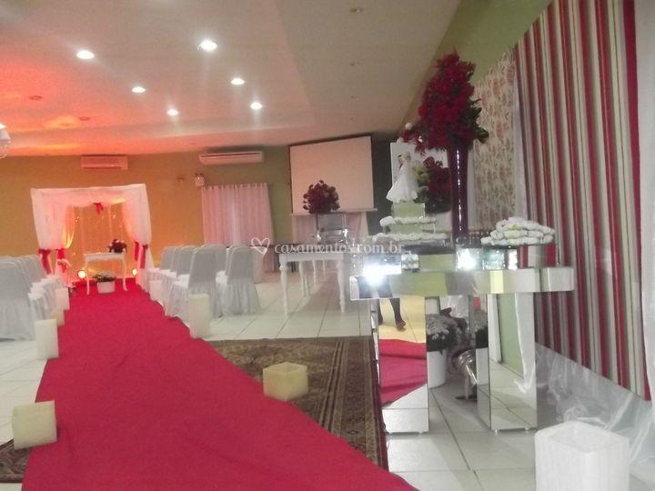 Salão Eventos Babitonga